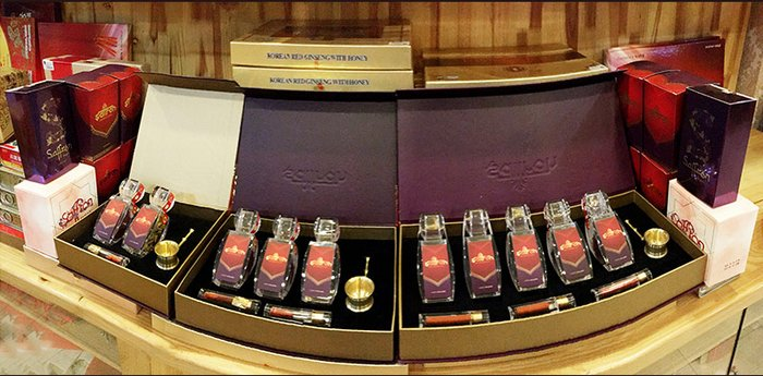 Bộ sản phẩm Nhụy hoa nghệ tây saffron SALAM trà hoa cúc hộp 5g NT002 15