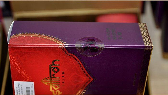 Nhụy hoa nghệ tây IRAN cao cấp Saffron SALAM hộp 1g NT007 3