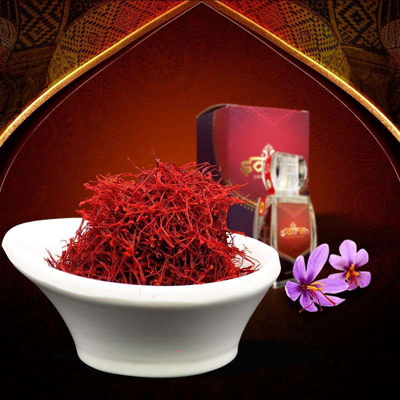 Nhụy hoa nghệ tây IRAN cao cấp Saffron SALAM hộp 2g NT008