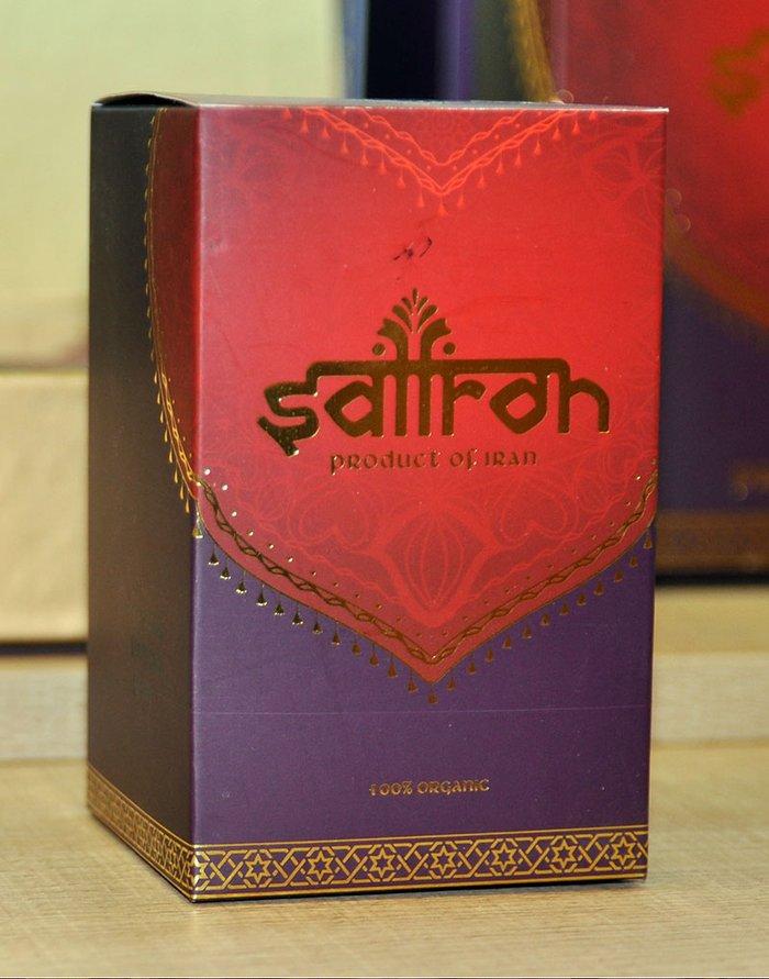 Nhụy hoa nghệ tây IRAN cao cấp Saffron SALAM hộp 2g NT008 1