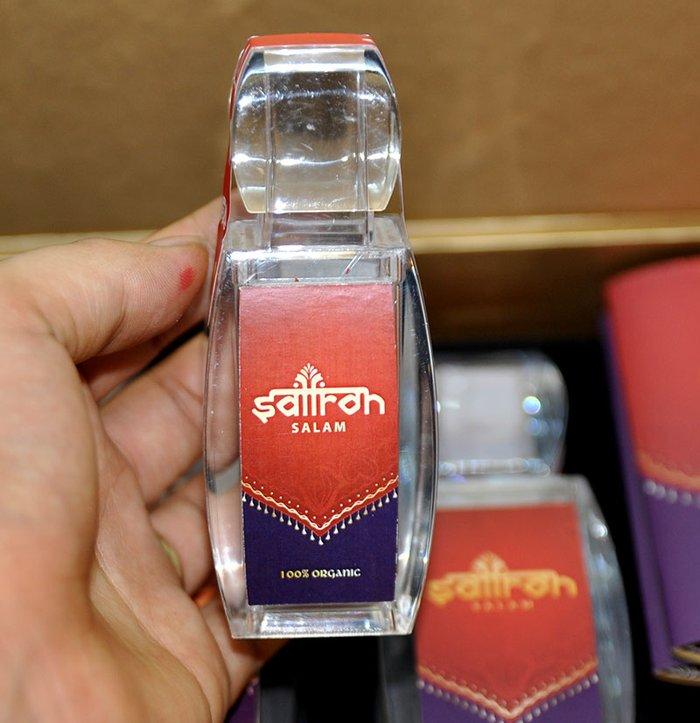 Nhụy hoa nghệ tây IRAN cao cấp Saffron SALAM hộp 2g NT008 5