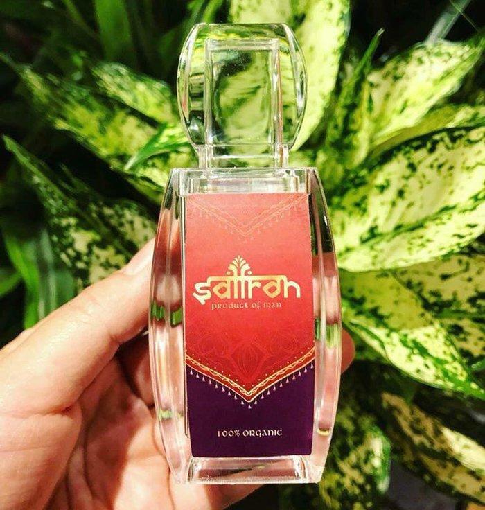 Nhụy hoa Nghệ Tây IRAN cao cấp Saffron SALAM hộp 3g NT001 1