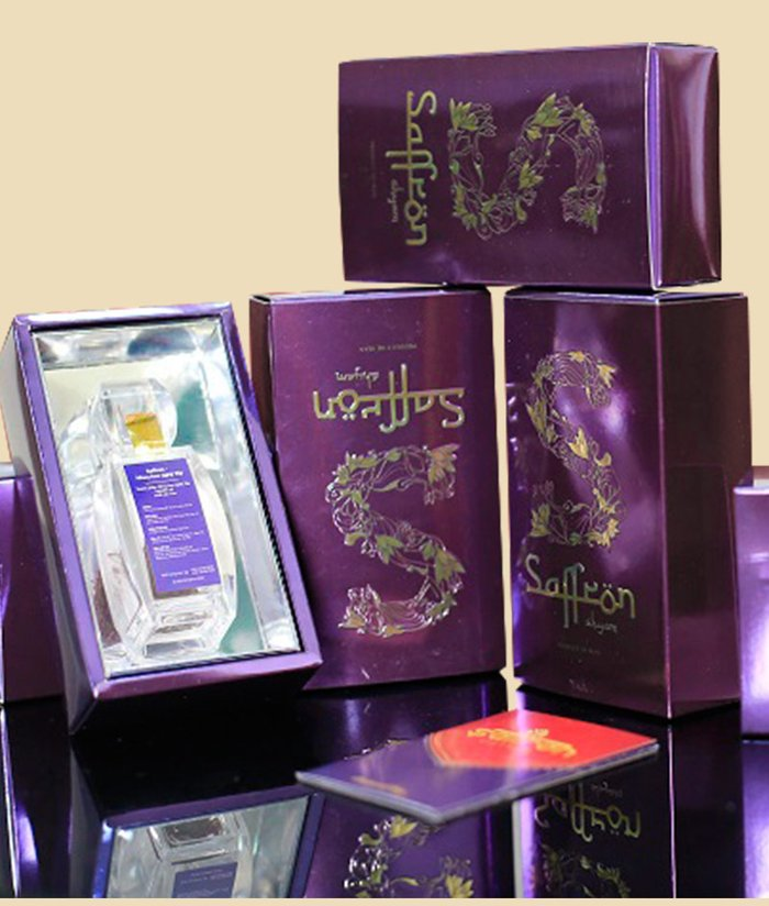 Nhụy hoa nghệ tây IRAN đặc biệt Saffron SHYAM hộp 1g NT005 5