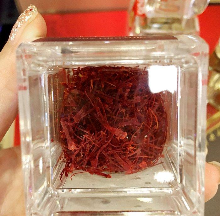 Nhụy hoa nghệ tây IRAN đặc biệt Saffron SHYAM hộp 1g NT005 7Nhụy hoa nghệ tây IRAN đặc biệt Saffron SHYAM hộp 1g NT005 7