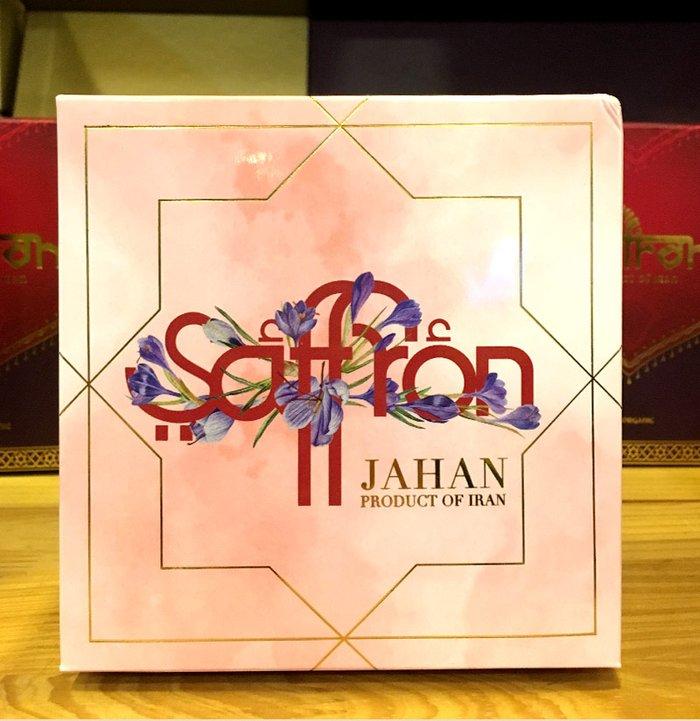 Nhụy hoa nghệ tây IRAN Saffron JAHAN hộp 1g NT006 1