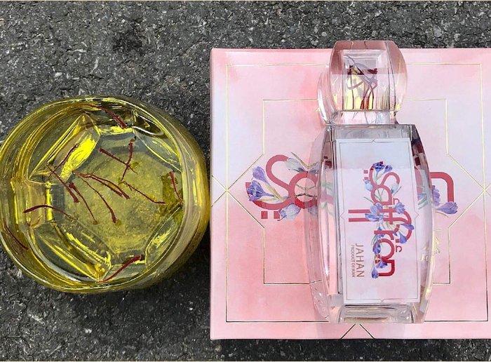 Nhụy hoa nghệ tây IRAN Saffron JAHAN hộp 1g NT006 6