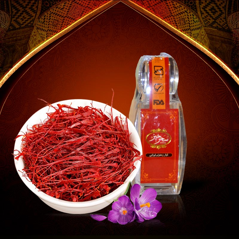 Nhụy hoa nghệ tây Iran salar khiz cao cấp loại 2g NT009