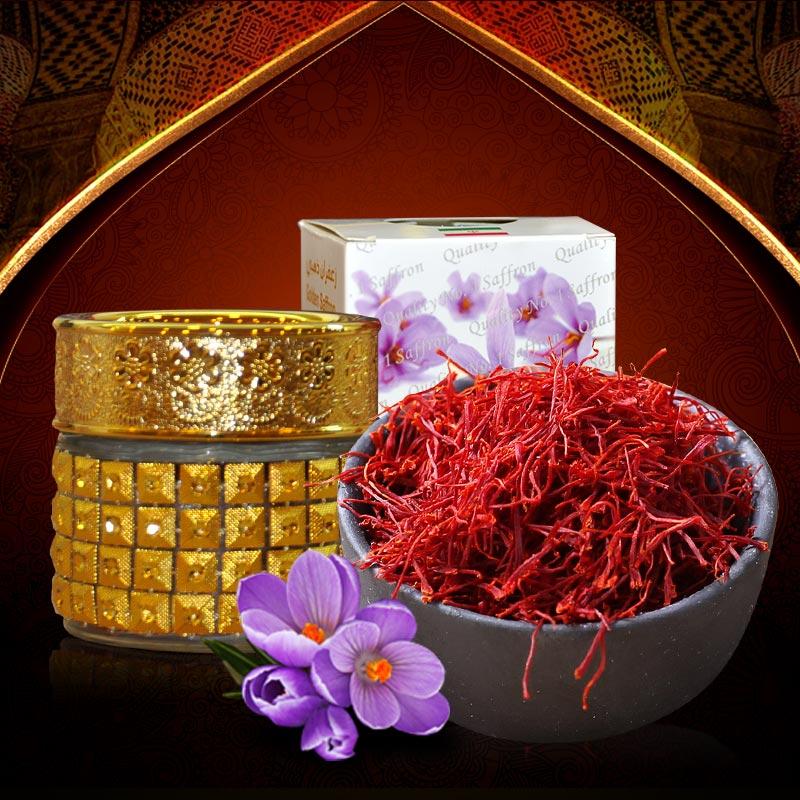 Nhụy hoa nghệ tây Iran thượng hạng loại 5g NT010