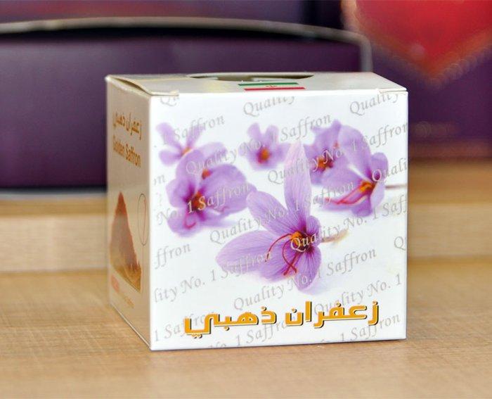 Nhụy hoa nghệ tây Iran thượng hạng loại 5g NT010 1