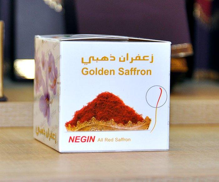 Nhụy hoa nghệ tây Iran thượng hạng loại 5g NT010 2