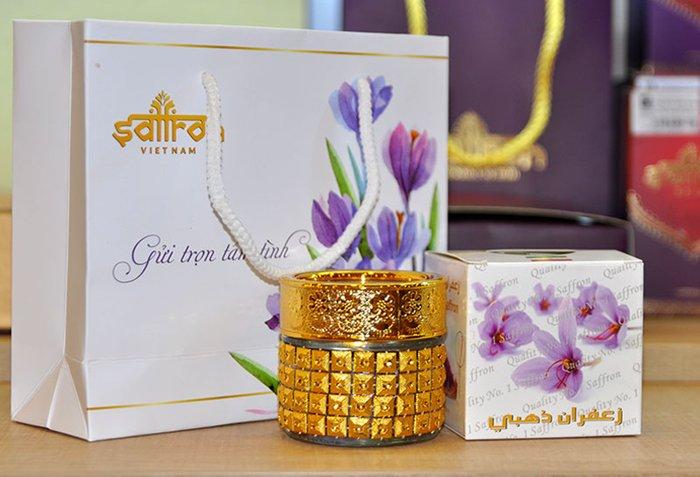Nhụy hoa nghệ tây Iran thượng hạng loại 5g NT010 3