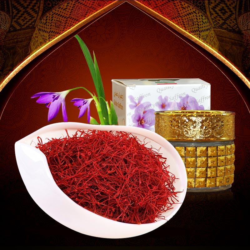 Nhụy hoa nghệ tây Iran lọ 1gr