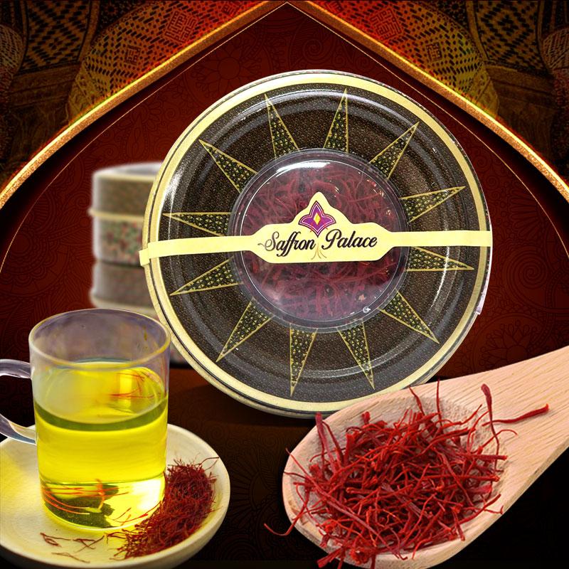 Saffron Palace Negin nhập khẩu loại 1 hộp 3 gram