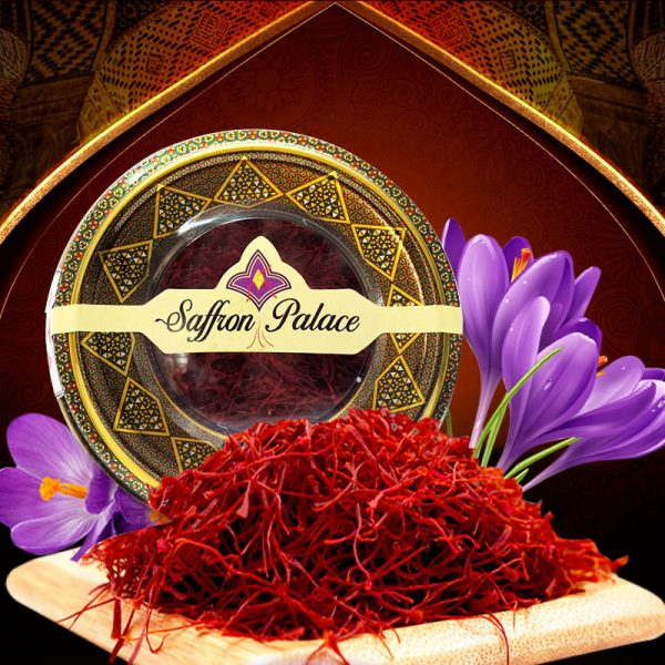 Saffron Palace Negin nhập khẩu loại 1 hộp 5 gram