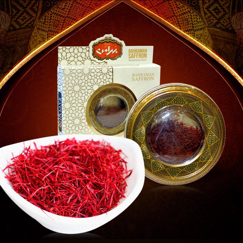 Saffron Iran BAHRAMAN Hộp 5 gram NT014