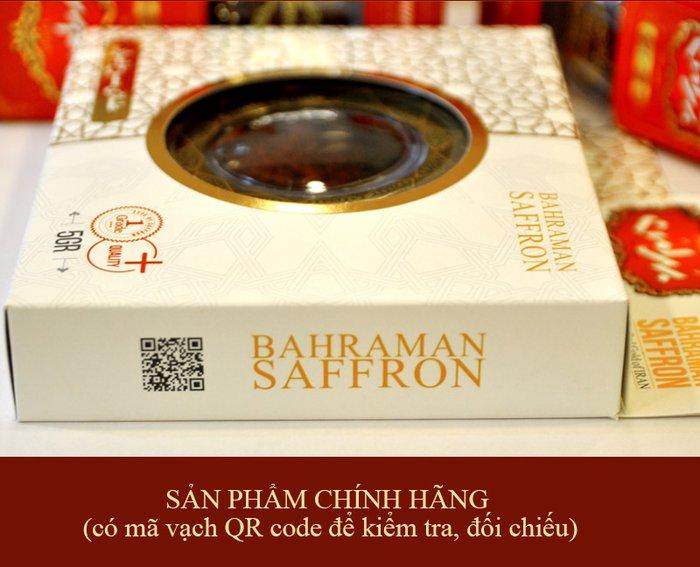 Saffron Iran BAHRAMAN Hộp 5 gram NT014 3