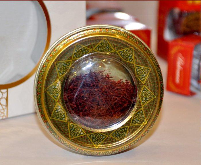 Saffron Iran BAHRAMAN Hộp 5 gram NT014 5