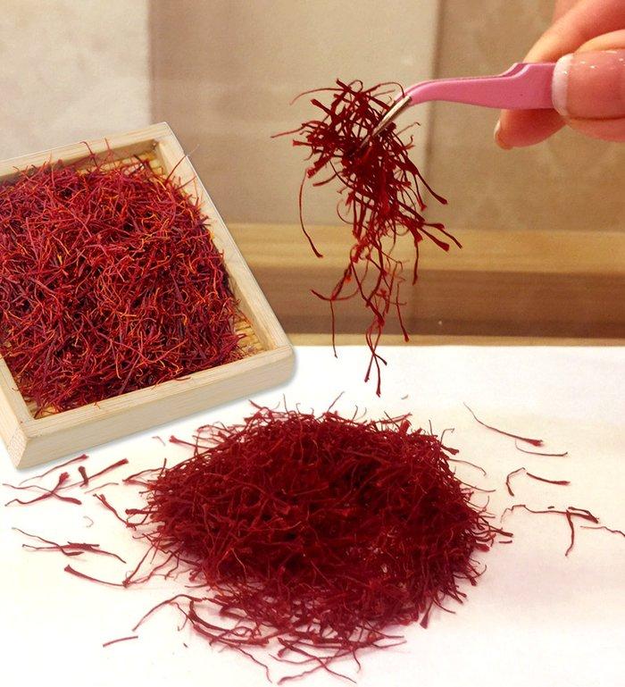 Saffron Iran BAHRAMAN Hộp 5 gram NT014 9
