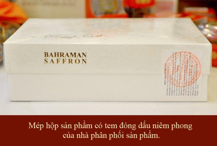 Saffron Iran  BAHRAMAN Set quà 6 gram NT015 3