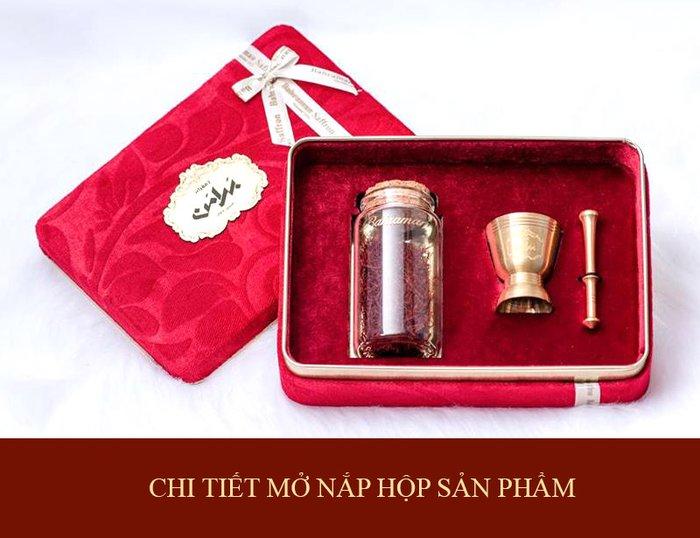 Saffron Iran  BAHRAMAN Set quà 6 gram NT015 4